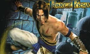 Prince of Persia The Sands of Time game