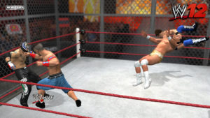 Download WWE 12 Setup