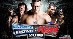 WWE Smackdown VS Raw 2010