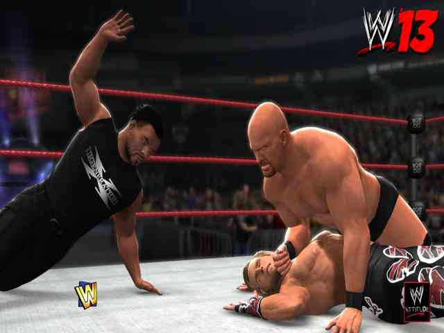 WWE 13 Free Download For PC