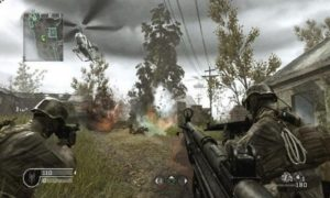 Call Of Duty 4 Modern Warfare 1 Game Free download for pc