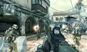 Call Of Duty 4 Modern Warfare 2 Game Download for pc