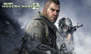 call of duty 4 Modern Warfare 2 game