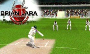 brian lara cricket 2005 game