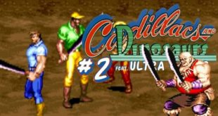 cadillacs and dinosaurs 2 game