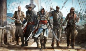 Assassins Creed IV Black Flag game for pc