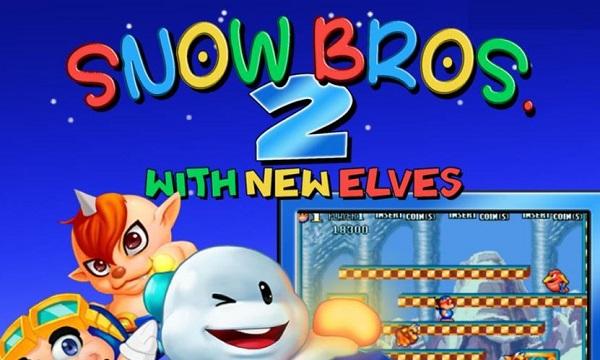 free online game play snow bros 2