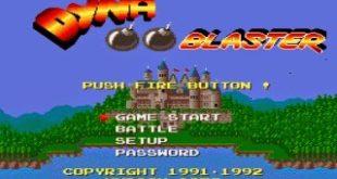 Dyna Blaster Game Download