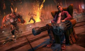 Saints Row Gat Out of Hell game for pc