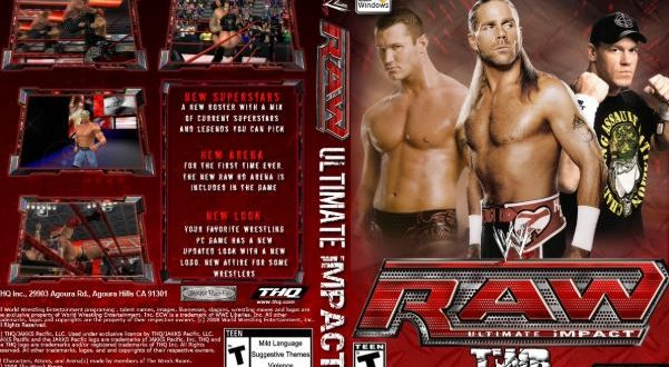 Download WWE Raw Ultimate Impact Game For PC Full Version - Download PC Games 25