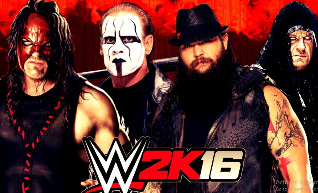 Download WWE 2K16 Game For PC Full Version