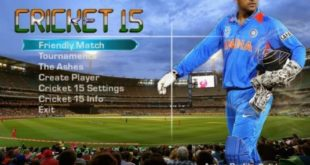 EA Sports cricket 2015