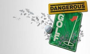 dangerous golf game