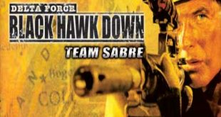 download delta force black hawk down team sabre pc game