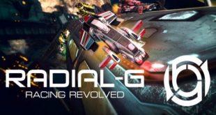 radial g racing revolved game