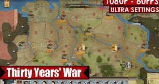thirty years war game