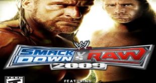 WWE Raw Ultimate Impact 2009 PC Game Free Download