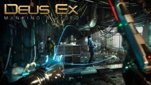 Deus EX Mankind PC Game Free Download