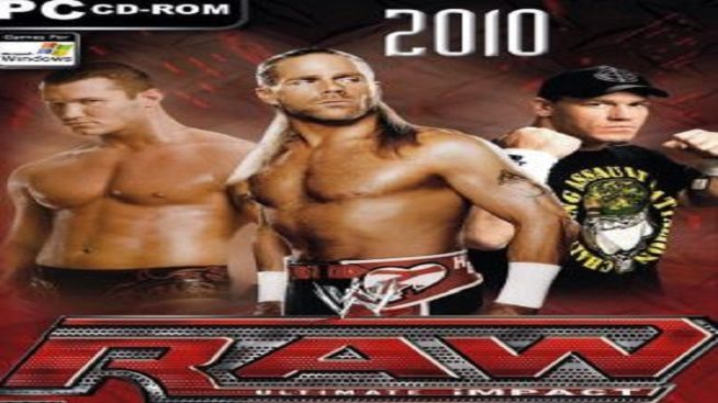 Download WWE Raw Ultimate Impact 2010 Game For PC Full Version