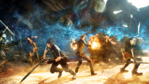 Download Final Fantasy XV Highly Compressed