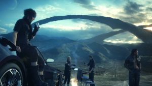 Final Fantasy XV Free Download For PC