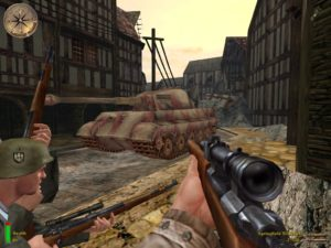 Download Medal of Honor Allied Assault Setup