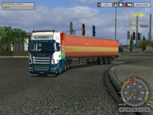 Download Euro Truck Simulator 1 Highly Compressed