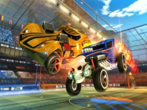 Download Rocket League Hot Wheels Edition Highly Compressed
