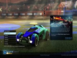 Rocket League Hot Wheels Edition Free Download For PC