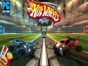 Rocket League Hot Wheels Edition PC Game Free Download