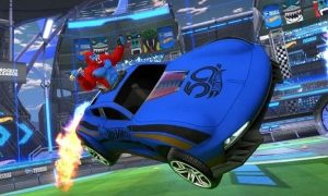 download rocket league hot wheels edition game