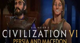 Sid Meiers Civilization Vi Persia And Macedon PC Game Free Download