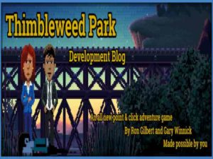 Thimbleweed Park PC Game Free Download
