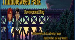 Thimbleweed Park PC Game Free Download