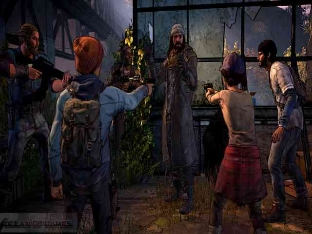 The Walking Dead A New Frontier Episode 3 Free Download For PC
