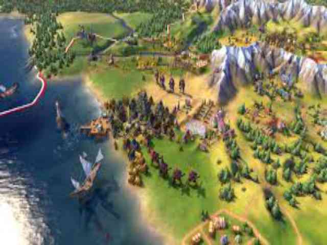 Download Sid Meiers Civilization Vi Persia And Macedon Highly Compressed