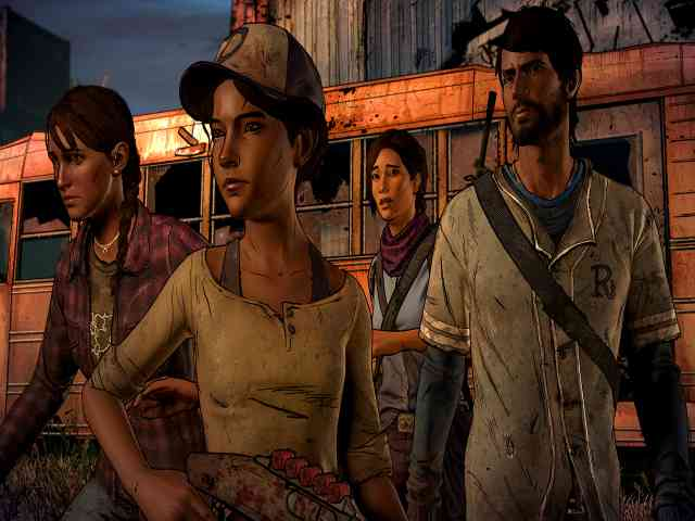 Download The Walking Dead A New Frontier Episode 3 Setup