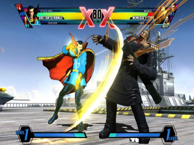 Download Ultimate Marvel VS Capcom 3 Highly Compressed