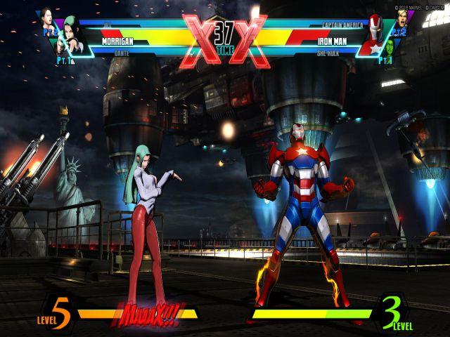 Ultimate Marvel VS Capcom 3 Free Download Full Version