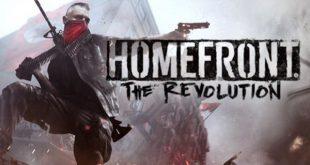 homefront the revolution game