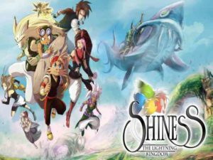 Shines The Lightning Kingdom PC Game Free Download