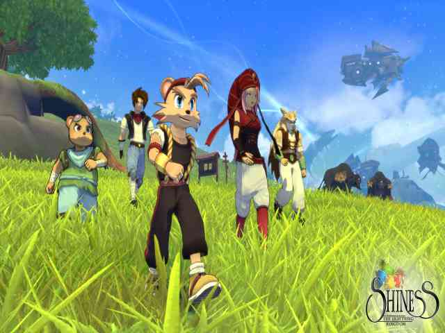 Shines The Lightning Kingdom Free Download For PC
