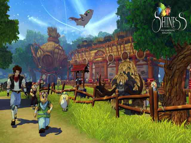 Download Shines The Lightning Kingdom Setup