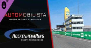 Automobilista Legendary Tracks PRT 3 Hockenheim PC Game Free Download