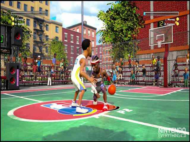 Download NBA Playgrounds Highly Compressed