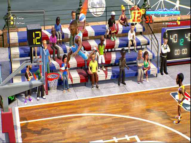 NBA Playgrounds Free Download Full Version