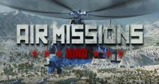 Air Missions Hind PC Game Free Download