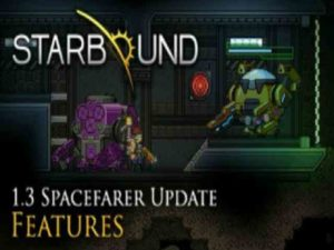 Starbound Spacefarer PC Game Free Download