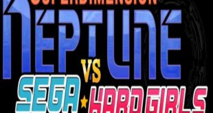 Superdimension Neptune Vs Sega Hard Girls PC Game Free Download