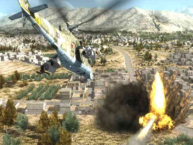 Air Missions Hind Free Download For PC